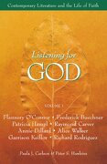 listening for god reader, vol 1 - paula j. carlson,peter s. hawkins - augsburg fortress publishers