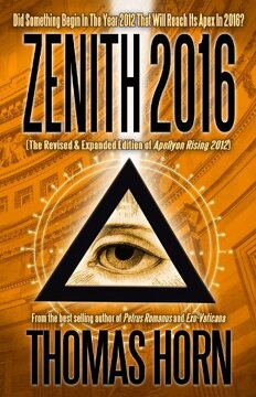 portada Zenith 2016: Did Something Begin In The Year 2012 That Will Reach Its Apex In 2016?