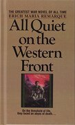 all quiet on the western front - erich maria - wheen remarque - perfection learning