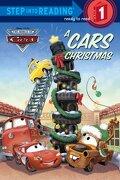 A Cars Christmas (Disney (libro en Inglés) - Melissa Lagonegro; Random House Disney - Random House Disney