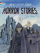 Great Scenes from Horror Stories - Green John - Dover Publications