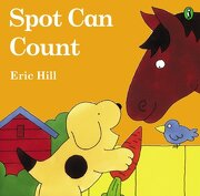 Spot Can Count - Hill, Eric - Turtleback Books