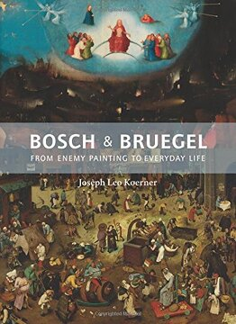portada Bosch and Bruegel: From Enemy Painting to Everyday Life (Princeton University Press)