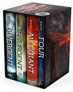 Divergent Series Complete Four-Book box set (libro en Inglés) - Veronica Roth - Katherine Tegen Books