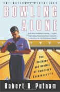 bowling alone,the collapse and revival of american community - robert d. putnam - simon & schuster