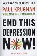 End This Depression Now! (libro en inglés) - Paul Krugman - W. W. Norton & Company