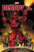Deadpool by Daniel Way: The Complete Collection - Volume 1 (libro en Inglés) - Andy Diggle - Marvel Comics