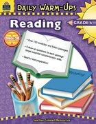 reading, grade 6 - sarah kartchner clark - teacher created materials