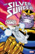 Silver Surfer: Rebirth of Thanos (libro en Inglés) - Jim Starlin - Marvel