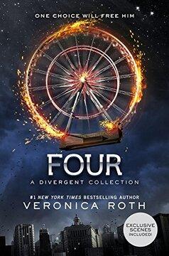 portada Four: A Divergent Collection (Divergent Series Story)