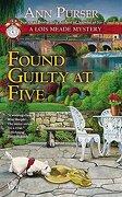 Found Guilty at Five (libro en Inglés) - Ann Purser - Berkley