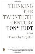 Thinking the Twentieth Century (libro en Inglés) - Tony Judt - Penguin Books
