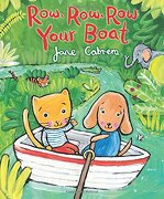 Row, Row, row Your Boat (libro en Inglés) - Jane Cabrera - Holiday House