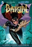 Batgirl Vol. 1: The Darkest Reflection (The new 52) (libro en Inglés) - Gail Simone - Dc Comics