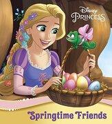 Springtime Friends (Disney Princess) (libro en Inglés) - Rh Disney - Random House Disney