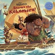 Beware the Kakamora! (Disney Moana) (libro en Inglés) - Rh Disney - Random House Disney