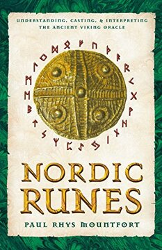 portada Nordic Runes: Understanding, Casting, and Interpreting the Ancient Viking Oracle (libro en inglés)
