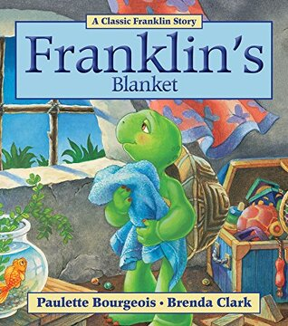 portada Franklin's Blanket