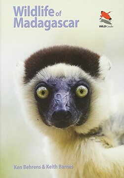 portada Wildlife of Madagascar (Princeton University Press (WILDGuides))