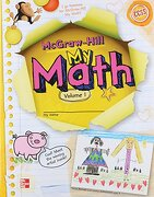 Mcgraw-Hill my Math, Grade k, Student Edition, Volume 1 (libro en Inglés) - Mcgraw-Hill Education - Glencoe Secondary