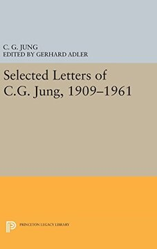 portada Selected Letters of C.G. Jung, 1909-1961 (Princeton University Press)