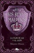 Flor de Lis y el León. Reyes Malditos VI - Maurice Druon - Zeta Bolsillo