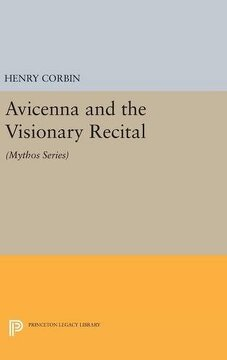 portada Avicenna and the Visionary Recital: (Mythos Series) (Princeton University Press)