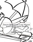 Smith Mountain Lake Water Safety Coloring Book
