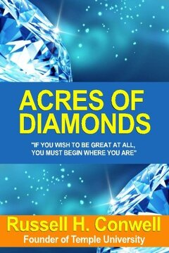 portada Acres of Diamonds, The World-Famous Classic!