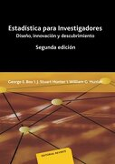 Estadística Para Investigadores. 2ª Edición: Diseño, Innovación y Descubrimiento (libro en Español    * ISBN: 8429150447 ISBN-13: 9788429150445    * (01/08/2008)) - George E. P. Box,William Gordon Hunter,J. Stuart Hunter - Editorial Reverte