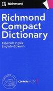 Richmond Compact Dictionary Español,Inglés, English,Spanish - Richmond Santillana - Richmond Santillana