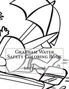 Grafham Water Safety Coloring Book