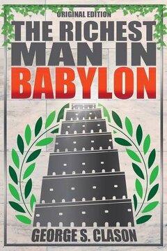 portada Richest Man In Babylon - Original Edition