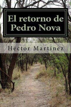 portada El retorno de Pedro Nova (Spanish Edition)