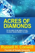 """Acres of Diamonds"" (libro en Inglés) - Russell H Conwell - Createspace Independent Publishing Platform"