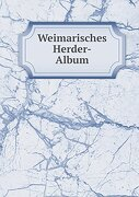 Weimarisches Herder-Album (German Edition)
