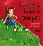 Els animals també es tiren pets (Àlbums il·lustrats) - Ilan Brenman - Edicions Bromera, S.L.