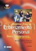 Personal Training. Entrenamiento Personal - Alfonso Jiménez Gutiérrez - Editorial INDE