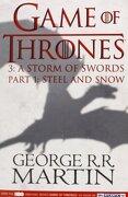 A Storm Of Swords 3 Part 1 Tv - George R. R Martin - Harper Collins
