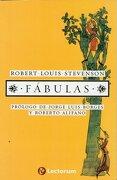 fabulas: prologo jorge luis borges y roberto alifano - robert louis stevenson - lectorum