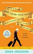 The 100-Year-Old man who Climbed out the Window and Disappeared (libro en Inglés) - Jonas Jonasson - Hachet Usa
