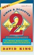 simon & schuster two-minute crosswords - david king - textstream