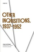 other inquisitions 1937-1952 - jorge luis borges - univ of texas pr