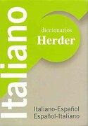 diccionario pocket italiano herder - gianpero pelegi - herder