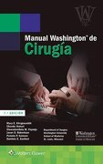 Manual Washington de Cirugía - Mary E. Klingensmith - Lippincott Williams And Wilkins