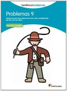 PROBLEMAS 9 SANTILLANA CUADERNOS - Vv.Aa. - Santillana Texto Editorial S.A