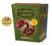 The Hogwarts Library box set (libro en Inglés) - J. K. Rowling - Bloomsbury