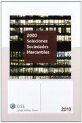 2000 Soluciones Sociedades mercantiles 2013  -  -
