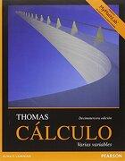 Calculo -13 edicion - Jr. George B. Thomas - Pearson
