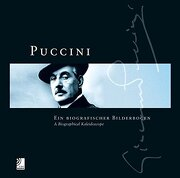puccini,ein biografischer bilderbogen/ a biographical kaleidoscope -  detmar huchting - natl book network